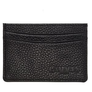 GAMAGES OF LONDON Leather Credit Card Holder GAMAGES OF LONDON Leather Credit Card Holder Gift