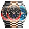 Limited Edition Hand Assembled Vibrant Sports Automatic