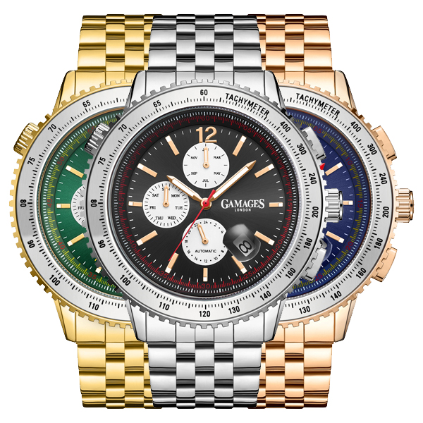 Limited Edition Hand Assembled Dynamic Sports Automatic Limited Edition Hand Assembled Dynamic Sports Automatic Automatic