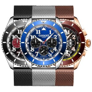 Limited Edition Hand Assembled Contemporary Sports Automatic Limited Edition Hand Assembled Contemporary Sports Automatic Automatic
