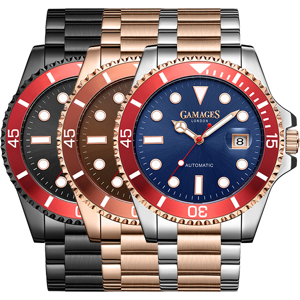 Limited Edition Hand Assembled Sports Element Automatic Limited Edition Hand Assembled Sports Element Automatic Automatic