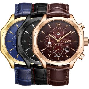 Limited Edition Hand Assembled Grandeur Automatic Limited Edition Hand Assembled Grandeur Automatic Automatic