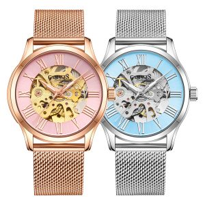Limited Edition Hand Assembled Ladies Skeleton Limited Edition Hand Assembled Ladies Skeleton Automatic